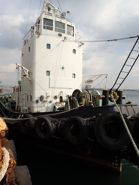 2,600PS TUG BOAT FOR SALE/ 1975YEAR JAPAN BUILT photo image