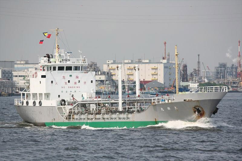 967DWT CHEMICAL TANKER FOR SALE/1993YEAR JAPAN BUILT photo image