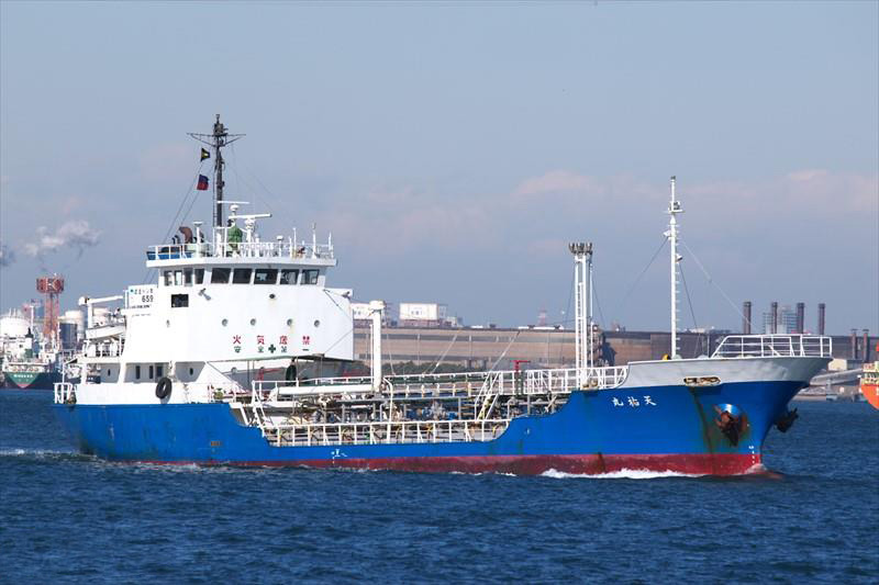 907DWT CHEMICAL TANKER FOR SALE/1992YEAR JAPAN BUILT photo image