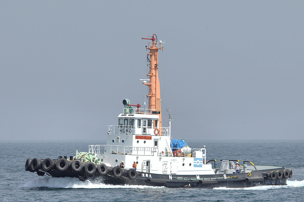 3,400PS HARBOUR TUG BOAT FOR SALE/ 1994YEAR JAPAN BUILT photo image