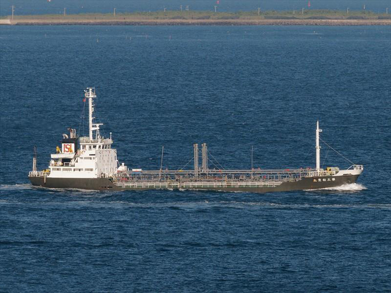1,199DWT CHEMICAL TANKER FOR SALE/1993YEAR JAPAN BUILT photo image