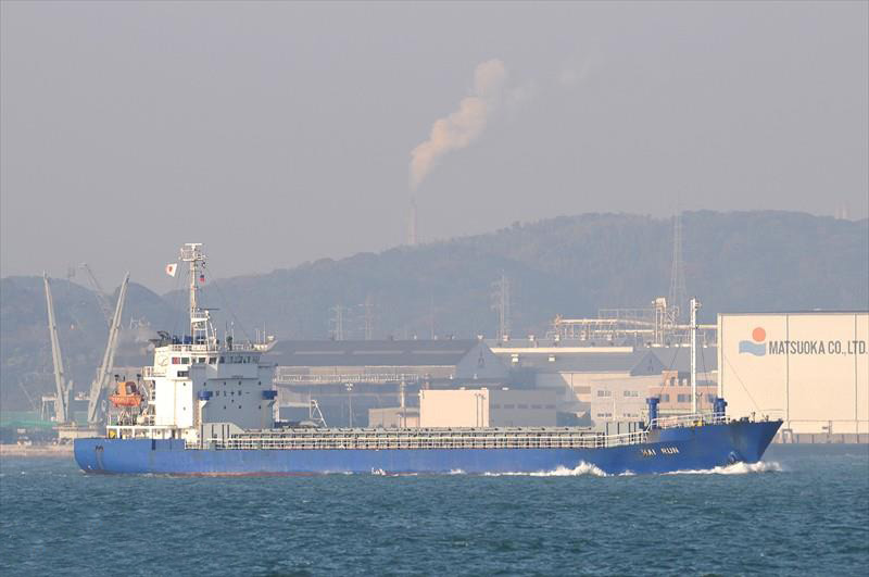2,992DWT GENERAL CARGO/1992YEAR JAPAN BUILT photo image