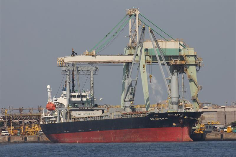 9,423DWT GENERAL CARGO SHIP FOR SALE/2004YEAR JAPAN BUILT photo image