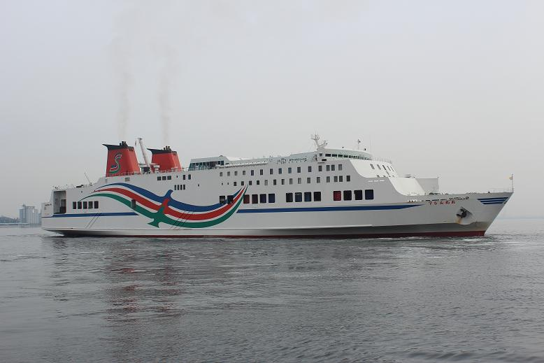 750PAX RORO PASSENGER FERRY BOAT FOR SALE/1994YEAR JAPAN BUILT photo image