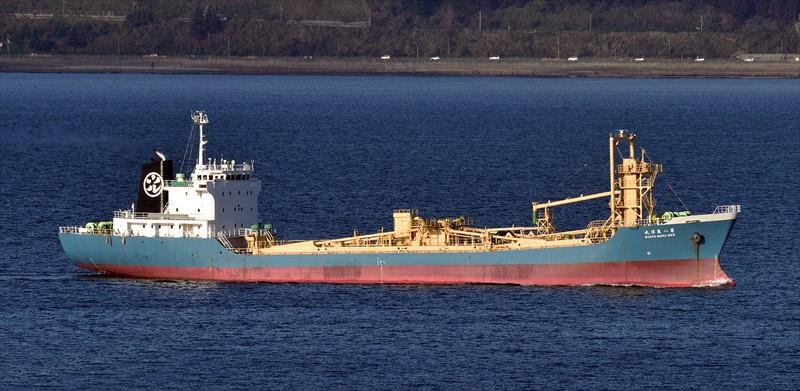 6677DWT CEMENT CARRIER FOR SALE/1991YEAR JAPAN BUILT photo image