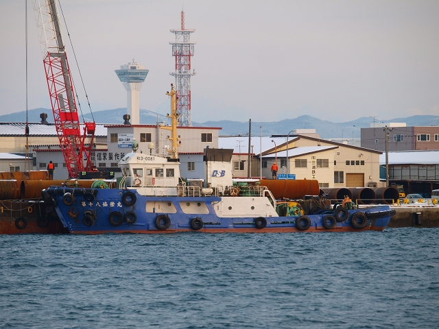 1,600PS TUG BOAT FOR SALE/ 1987YEAR JAPAN BUILT photo image