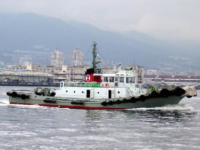 3,600PS TUG BOAT FOR SALE/ 1991YEAR JAPAN BUILT