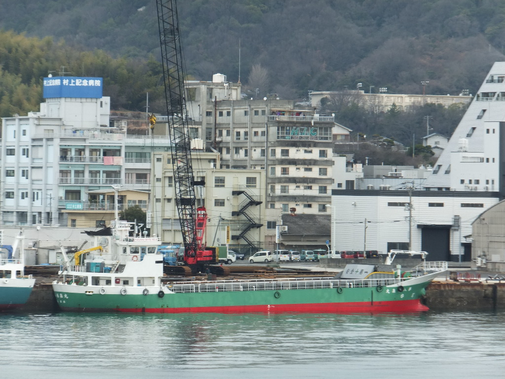 183GRT GENERAL CARGO VESSEL FOR SALE/1996YEAR JAPAN BUILT