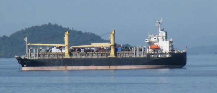 9,760DWT GENERAL CARGO SHIP FOR SALE/1995YEAR BUILT