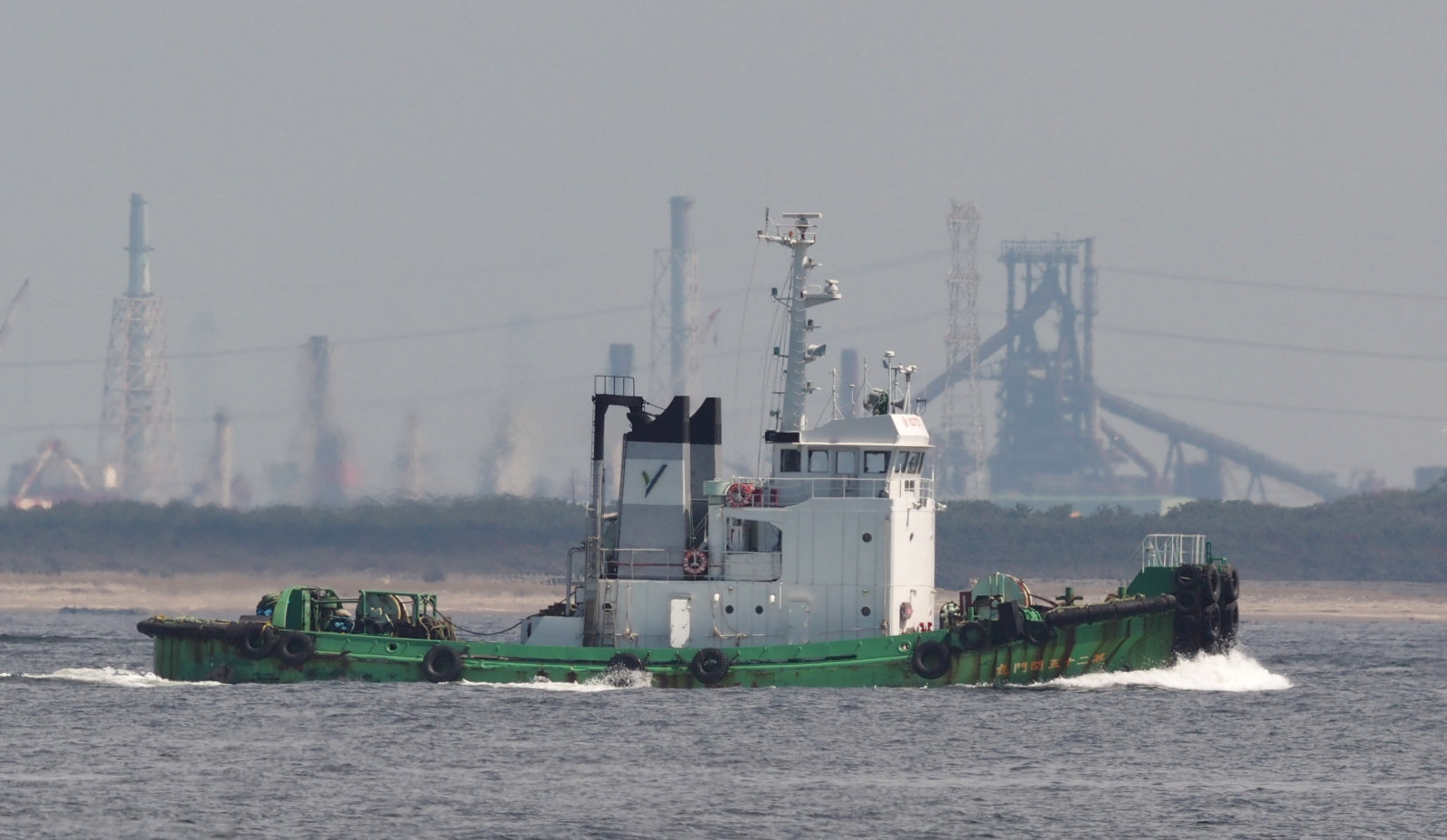 3,000PS TUG BOAT (AHT) FOR SALE/ 1987YEAR JAPAN BUILT photo image