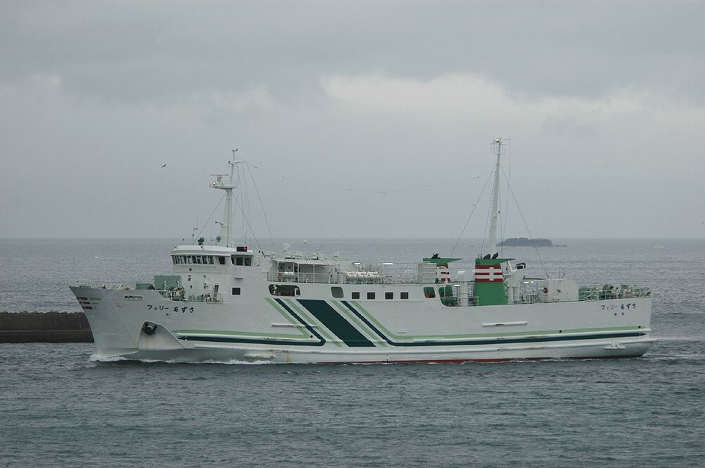 350PAX FERRY BOAT FOR SALE/1987YEAR JAPAN BUILT photo image