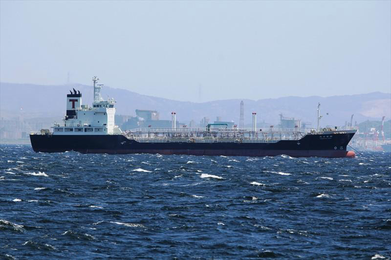 4,998DWT CLEAN TANKER FOR SALE/2002YEAR JAPAN BUILT photo image