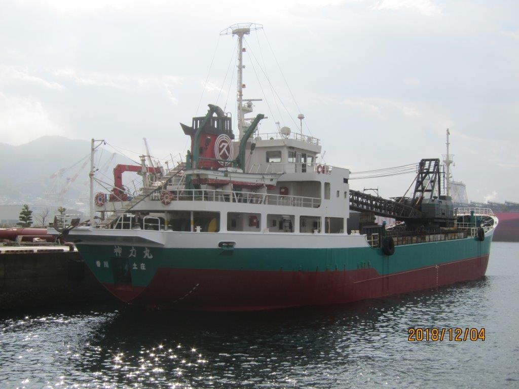 499GRT SAND CARRIER FOR SALE/1994YEAR JAPAN BUILT