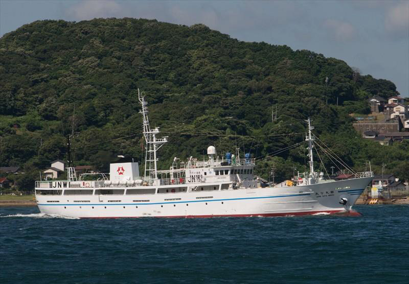 499TONS FISHERY TRAINING VESSEL FOR SALE/ 2000YEAR JAPAN BUILT