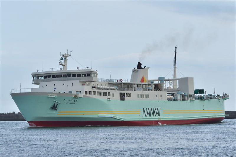 427PAX RORO FERRY FOR SALE/1997YEAR JAPAN BUILT photo image