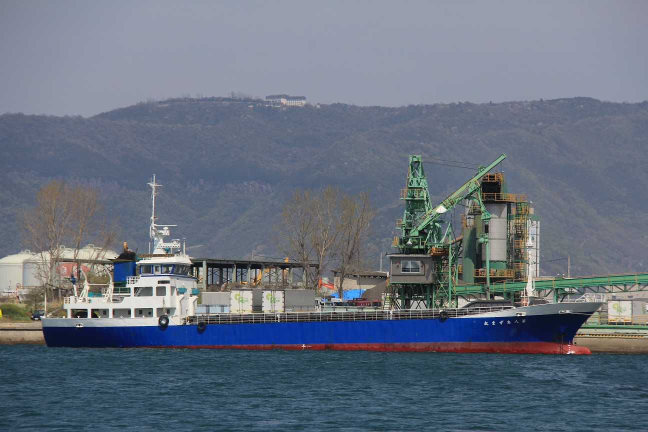 198GRT GENERAL CARGO VESSEL FOR SALE/1992YEAR JAPAN BUILT