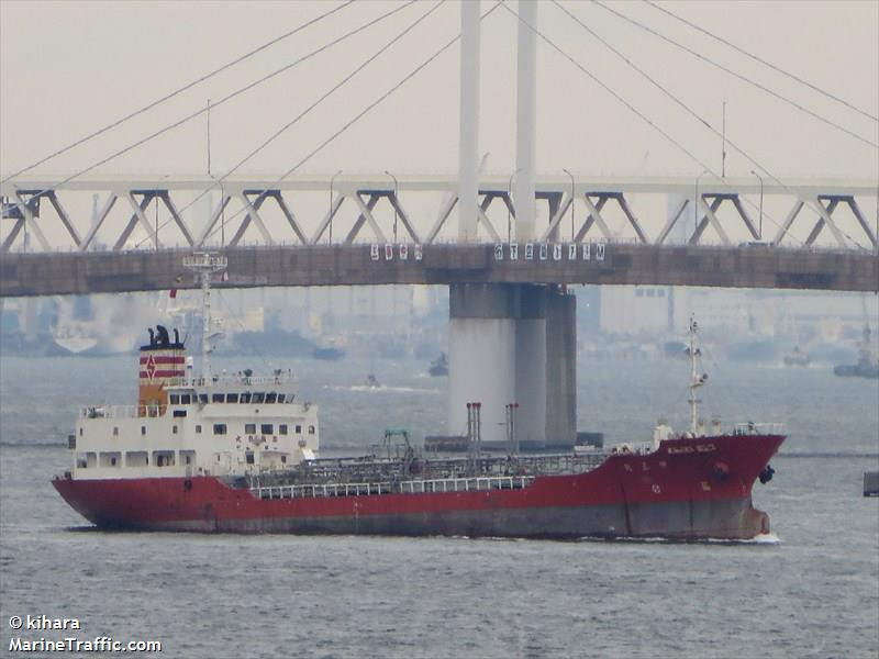2,999DWT CLEAN TANKER FOR SALE / 1996YEAR JAPAN BUILT photo image