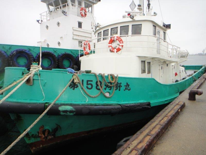 1,000PS TOWING TUG FOR SALE/ 1964YEAR JAPAN BUILT photo image