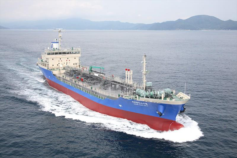 5,506DWT DRITY OIL TANKER FOR SALE / 2009YEAR JAPAN BUILT photo image