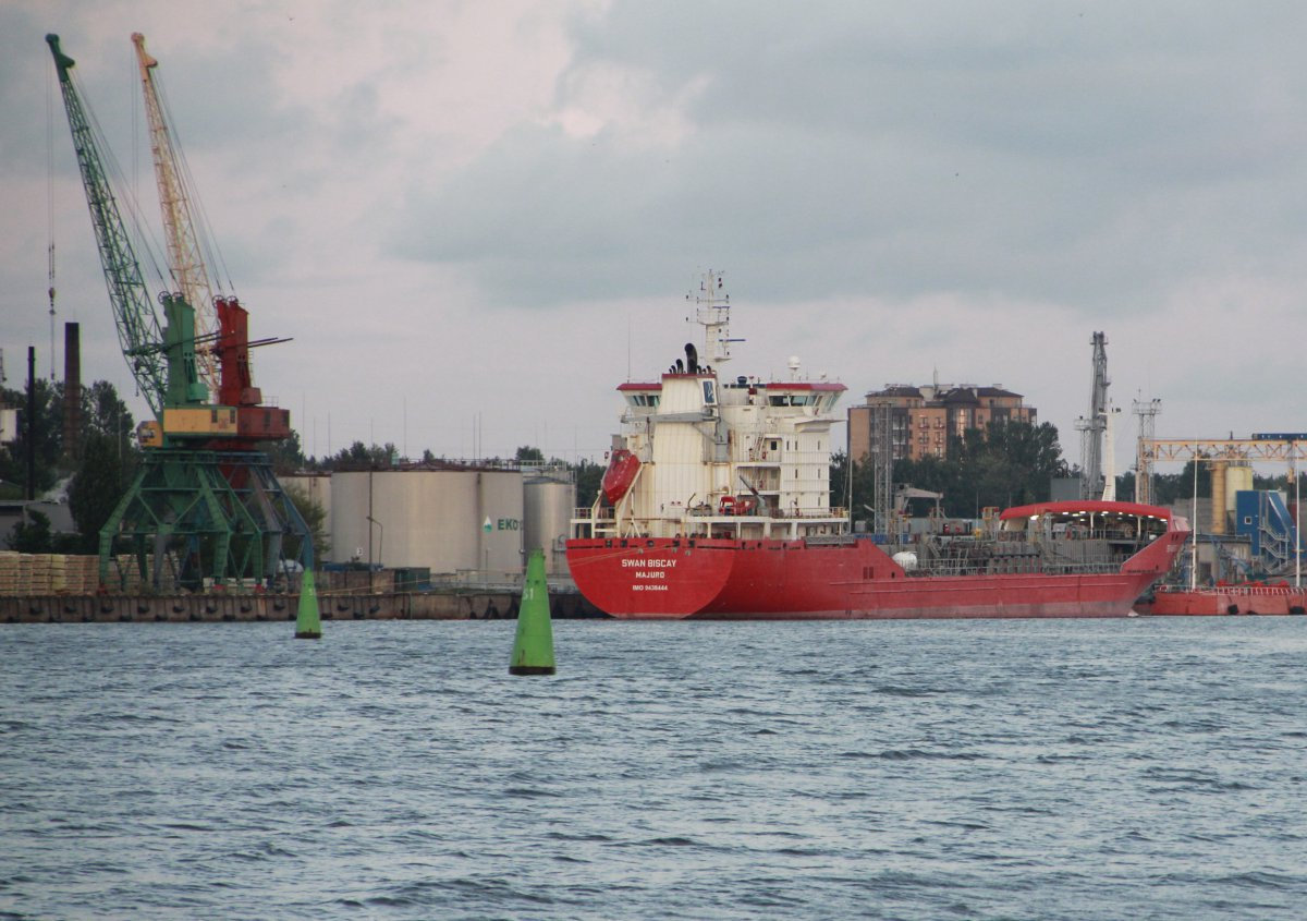 Swan biscay vessel IMO:9438444
