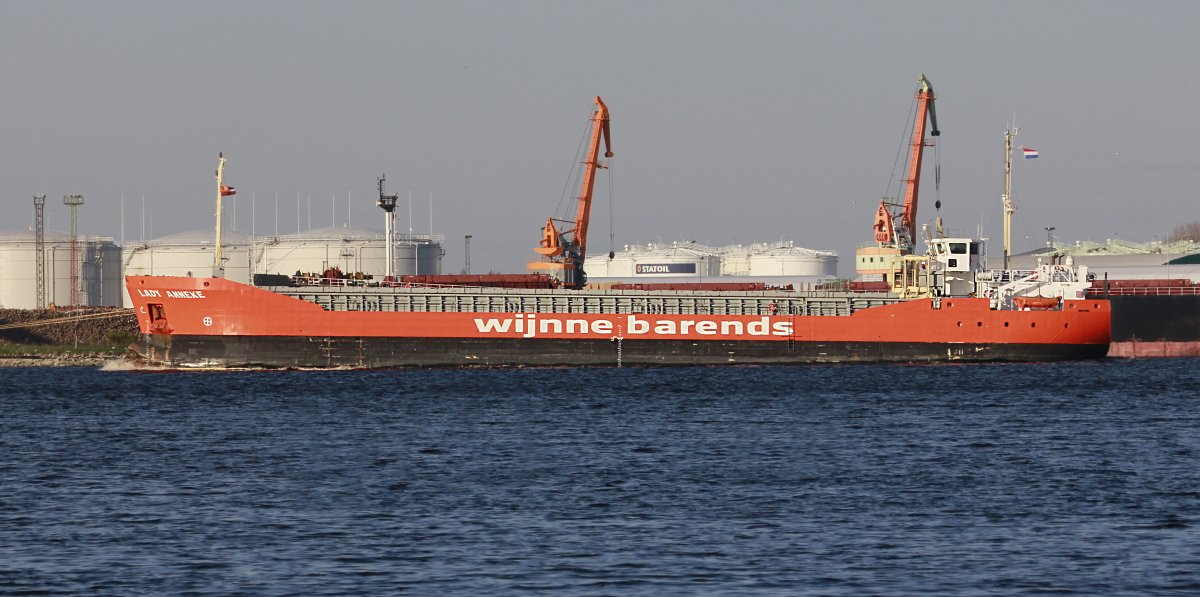 LADY ANNEKE vessel IMO:9624823