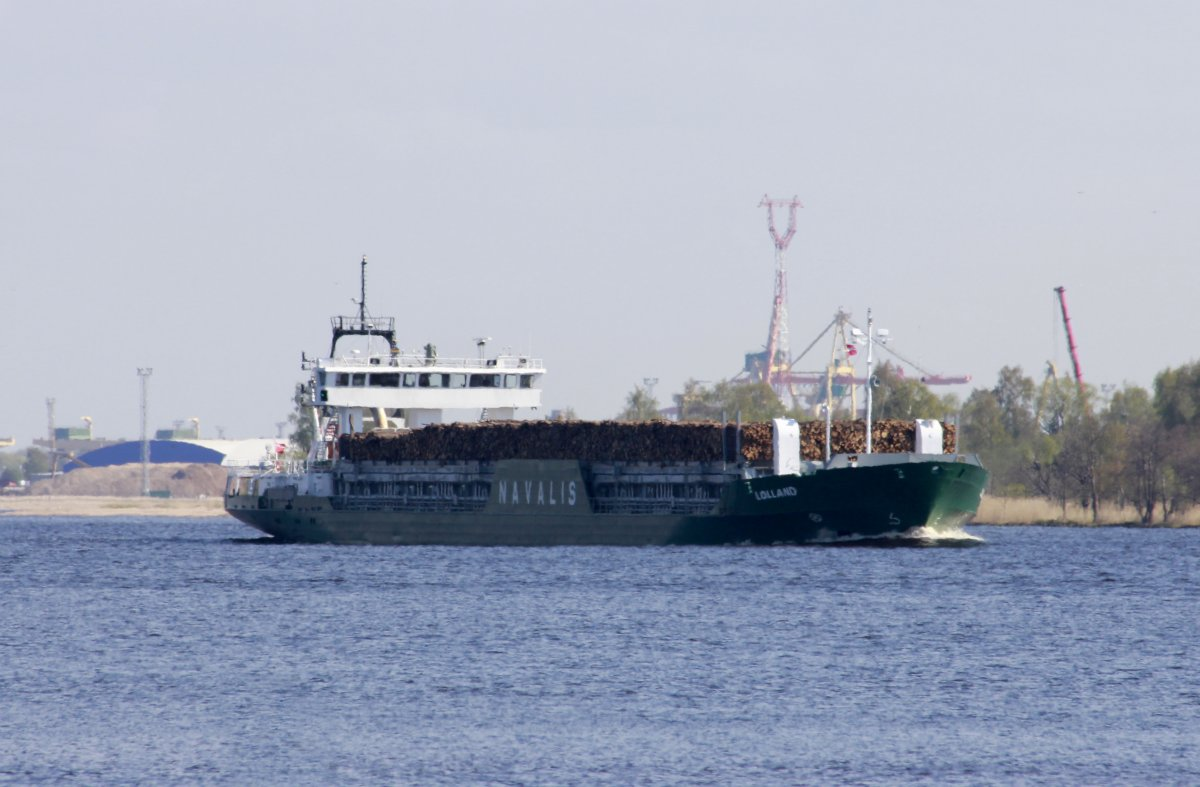 LOLLAND vessel IMO:9113604