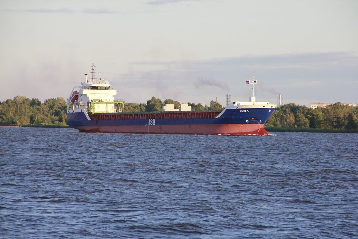 Frieda vessel IMO:9312690