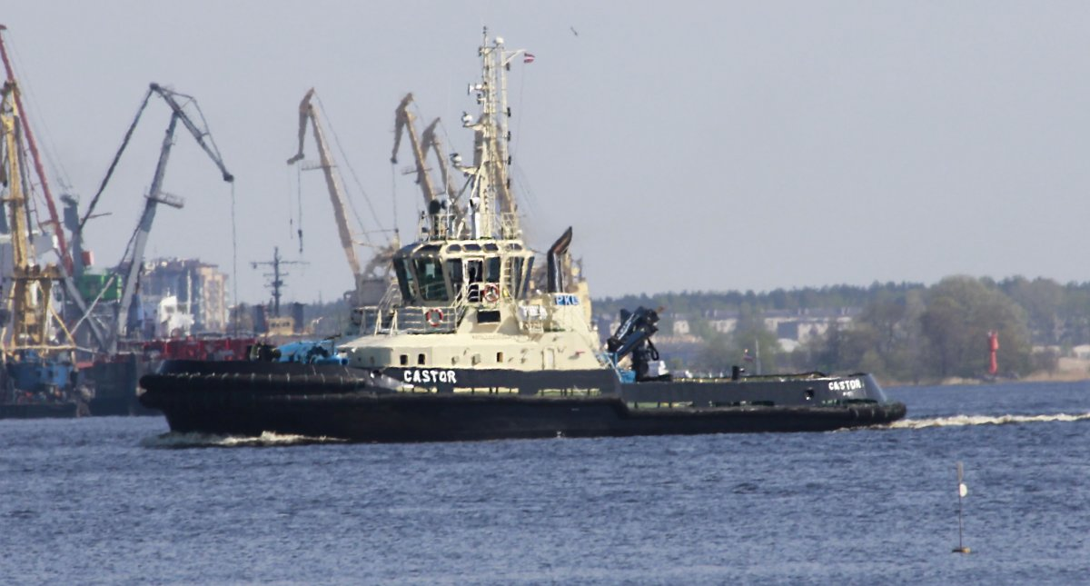 CASTOR Firefighting Tug vessel IMO:9444584
