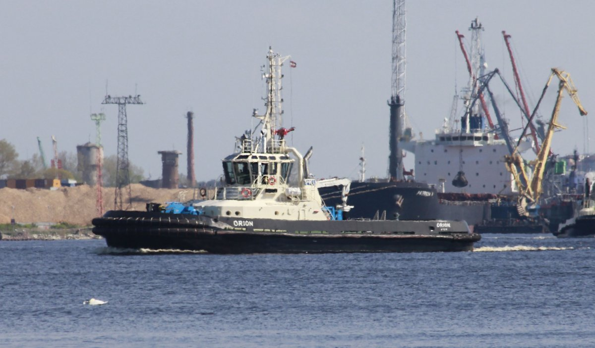 ORION Firefighting Tug vessel IMO:9679775 photo image