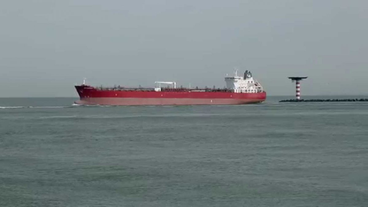 STI HACKNEY vessel IMO:9686883