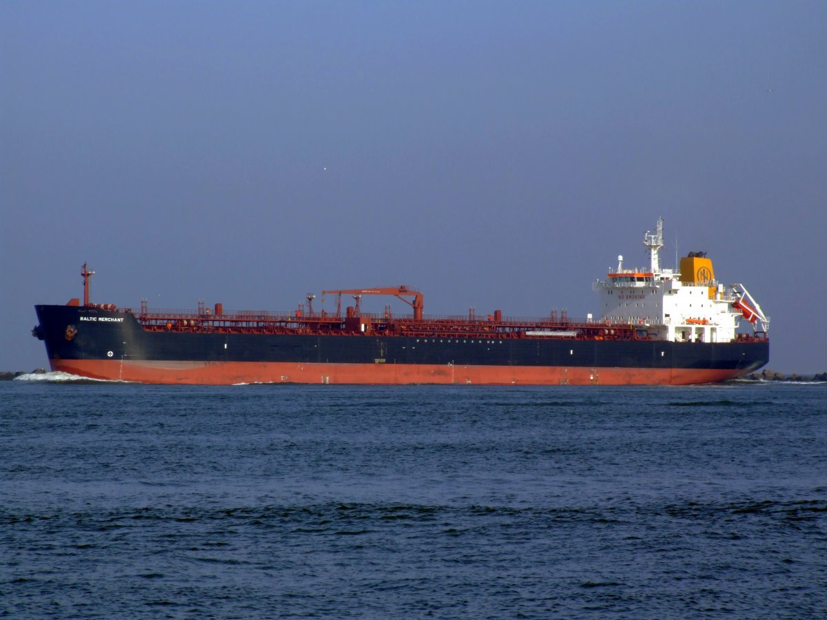 BALTIC MERCHANT vessel IMO:9314806