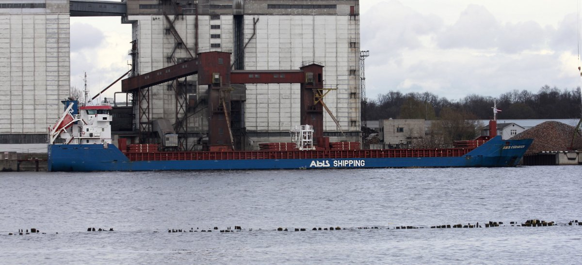 ABIS CUXHAVEN General cargo vessel IMO:9548304 photo image