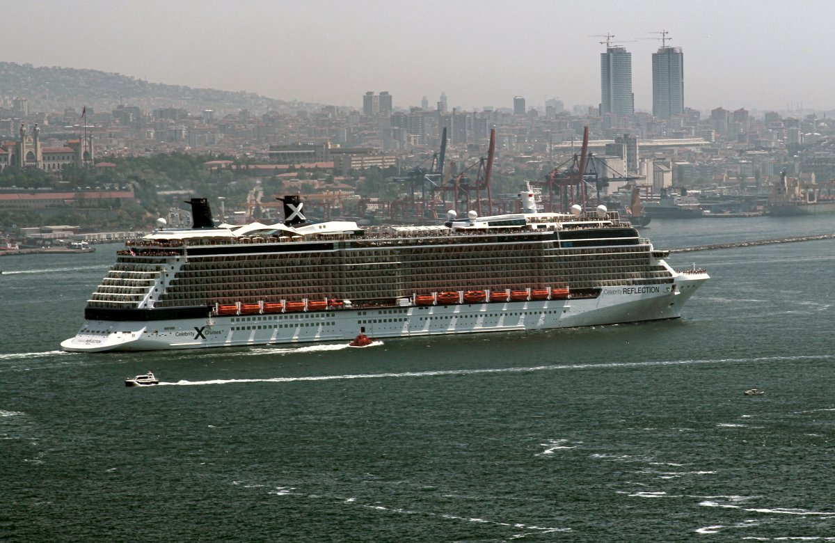 CELEBRITY REFLECTION vessel IMO:9506459