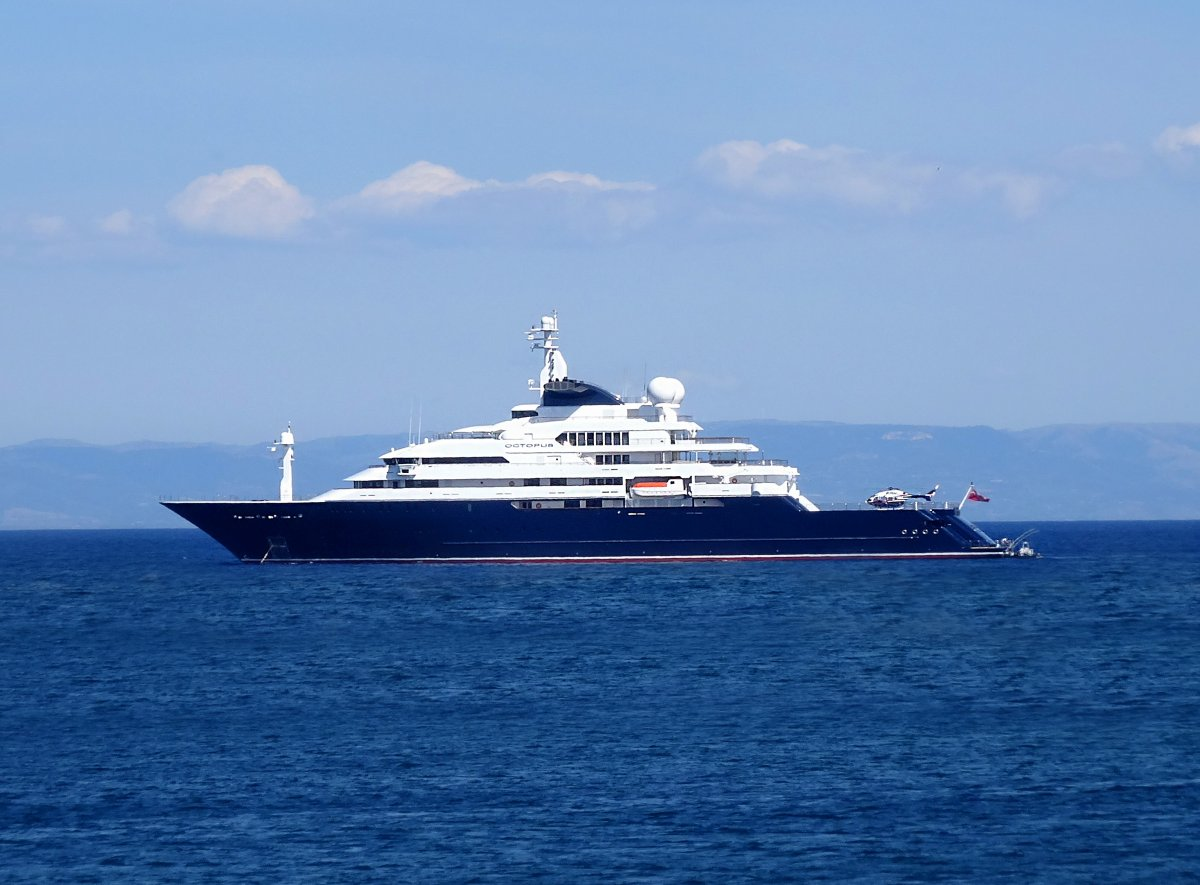OCTOPUS Motor Yacht vessel IMO:1007213 photo image
